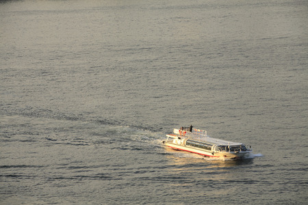 waterbus: Cruise ship Sakura