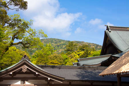kanji: Kaguraden and Kanji Mt.
