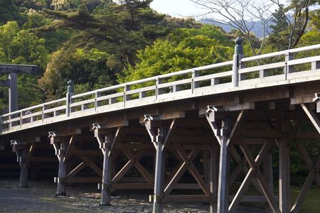 chubu: Uji bridge