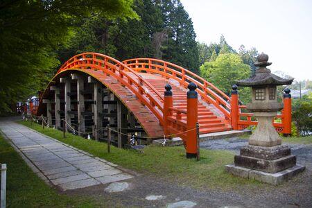 amano: Amano Taisha wheel Bridge