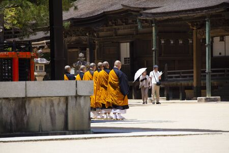 monks: Goedo and monks