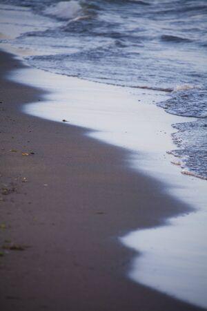 dawning: Lake Biwa Stock Photo