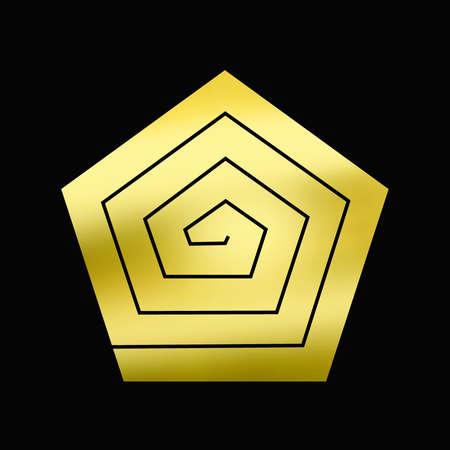 pentagonal: Pentagonal lightning