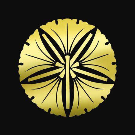 5 軸違い銀杏