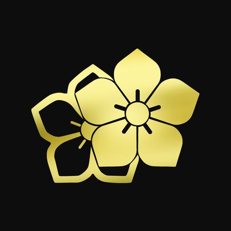 bellflower: Yin bellflower Stock Photo