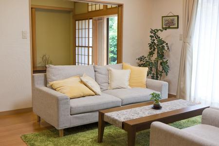 living: Living room Stock Photo