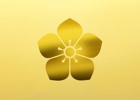 bellflower: Kenko-i bellflower and smell Ken bellflower Stock Photo