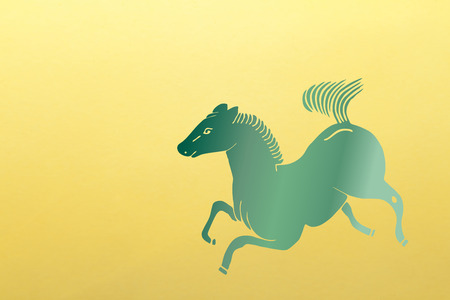 joyous: Horse Stock Photo