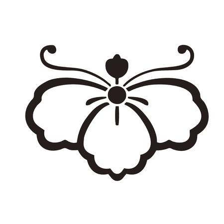 7 週間喪期間桐ファレノプシス忠景樹璃子蝶