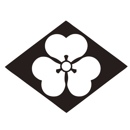 has: Mitsubishi has land unplug Kata and Hishi Mochi same Without oxalis