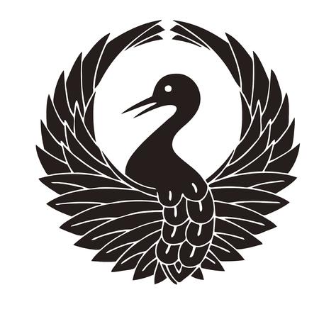 round: Institute crane round law Jiintsuru of round
