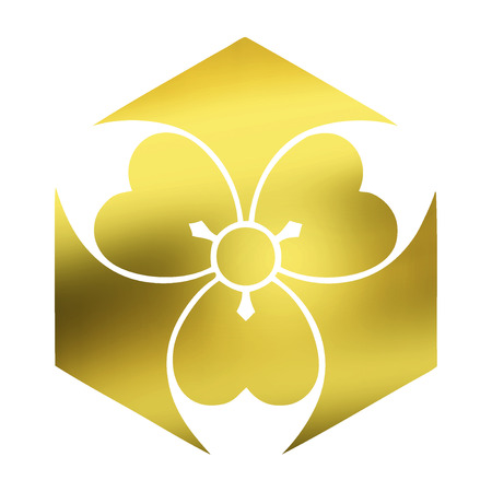 oxalis: Hexagon thick Ken-hen Rokkakugatafuto Ken oxalis