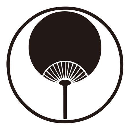 loop: Uno de enhebrar ventilador de bucle de un ventilador dispuesto