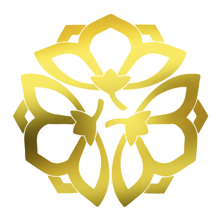 japanese culture: Seven-week mourning period three Yokomi bellflower Chuka-ge Mitsuyo dent bellflower