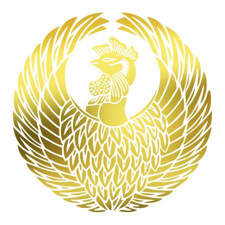 Phoenix Runde Runde des Papstes Standard-Bild - 49523892