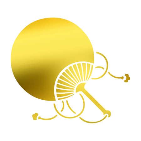 tufted: Tufted fan FuSatsuki fan