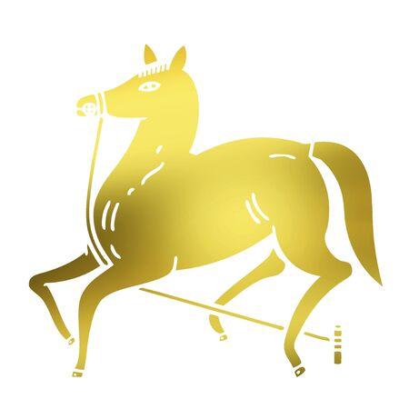 first house: Katakuiha-ba hard momentum horse