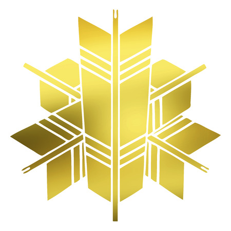 superimposed: Three superimposed arrow at Mitsukasane Ya