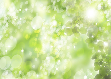 Sunbeams Stock Photo