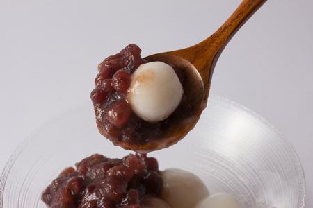 grownup: Red bean paste rice dumplings