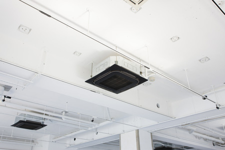 Air conditioning Banco de Imagens