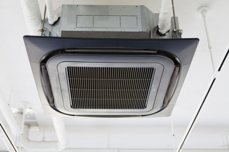 air: Air conditioning Stock Photo