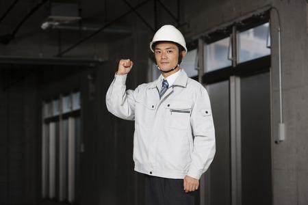 wnętrzności: Foreman for the guts pose
