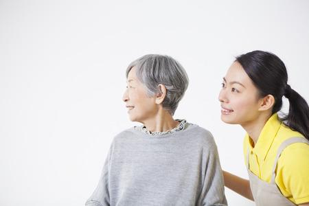 介護者のおばあちゃん