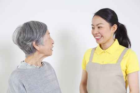 caretaker: Caregivers and Grandma