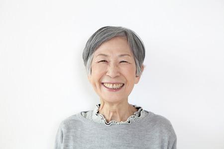 fostering: Senior Woman portrait