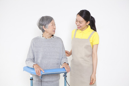 social work aged care: Caregivers and Grandma