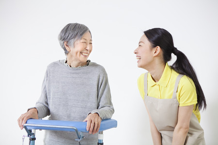 social work aged care: Caregivers and Grandma