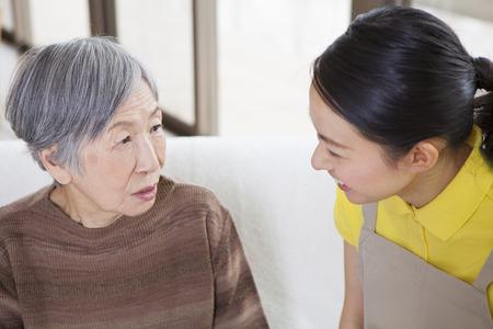 caregivers: A caregivers conversation with Grandma