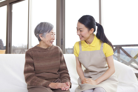 A caregivers conversation with Grandma