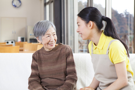 social work aged care: A caregivers conversation with Grandma