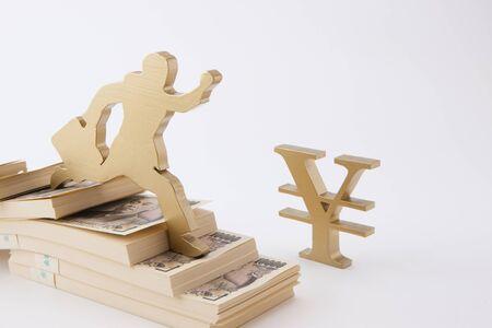 Money Archivio Fotografico
