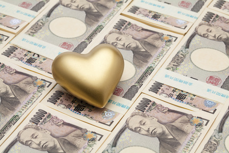 reliance: WAD and heart Stock Photo