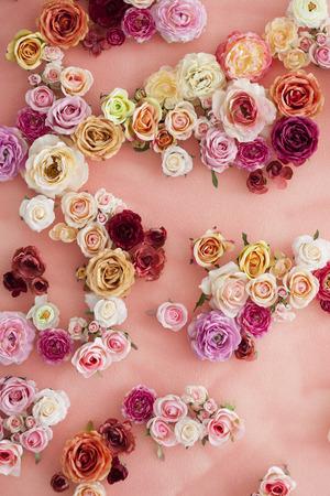 retro: Flower decor
