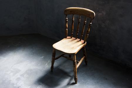 retro: Retro chair Stock Photo
