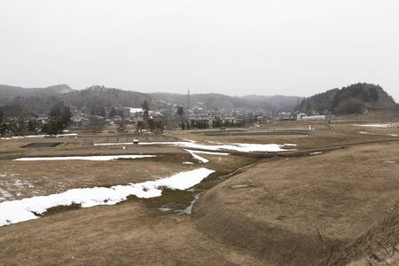 imperial: Yanagino Imperial Palace ruins
