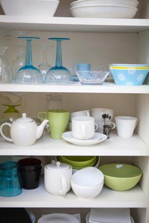 a detached living room: Cupboard