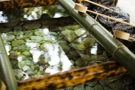 handwash: Chzuya of Kumano Hongu Taisha