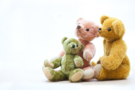 margin of safety: Teddy bear family