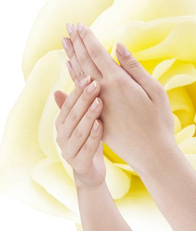 moisture: Moisture of hand skin
