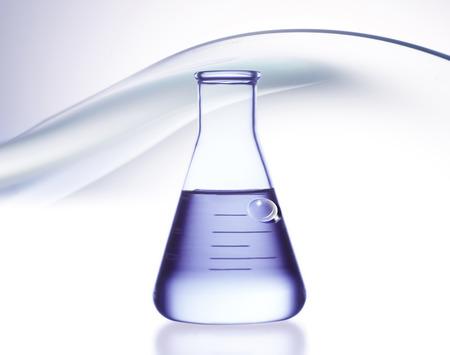 erlenmeyer: Erlenmeyer flask