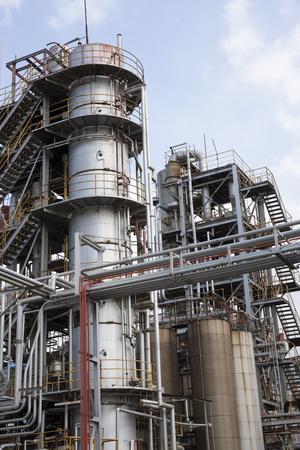 production area: Factory plant