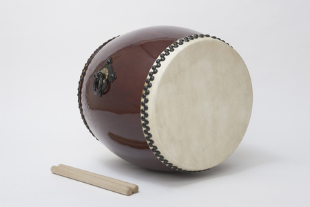 Japanese Taiko drumming Stock fotó