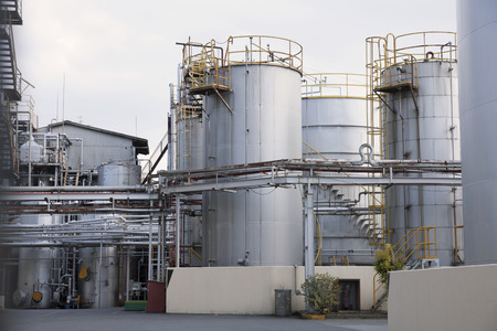 production facility: Factory plant