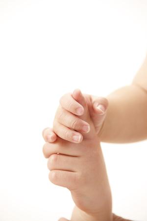 children's: Childrens hands