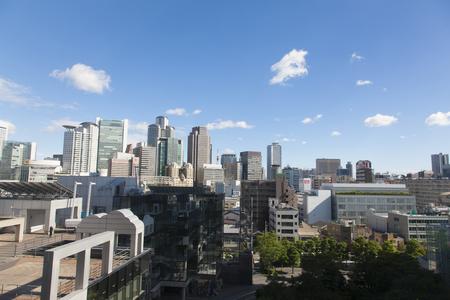 kita: Osaka streets Editorial